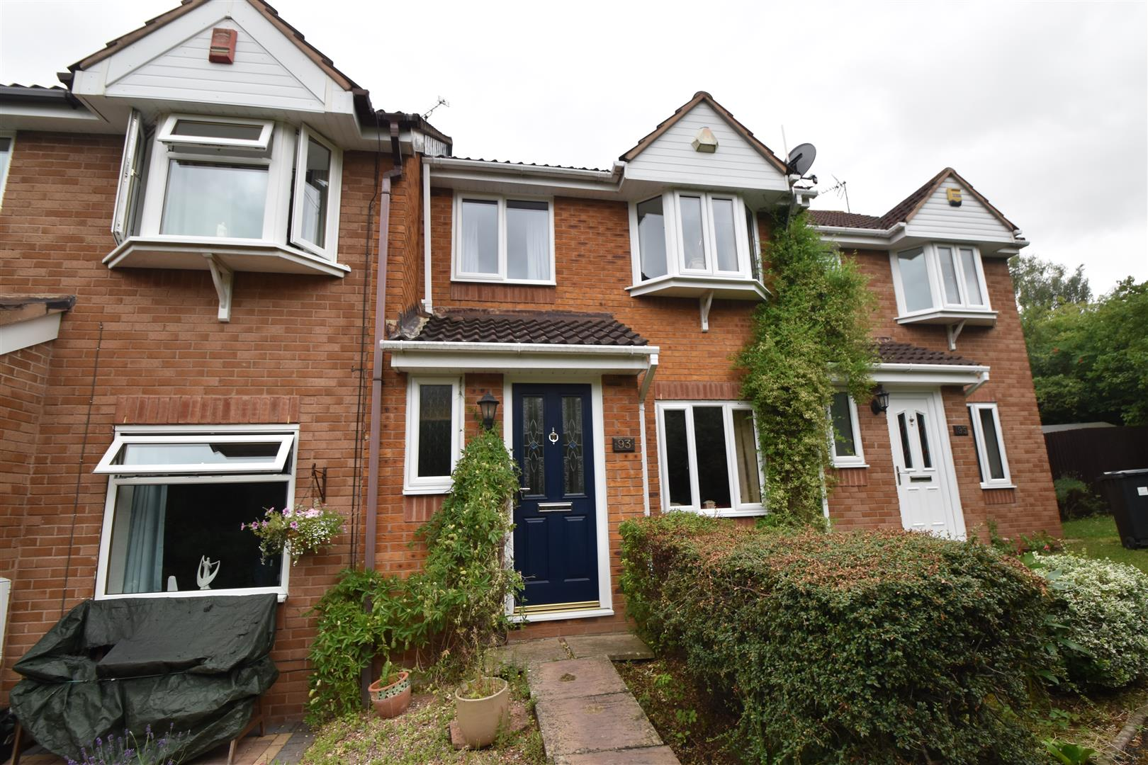 3 Bedrooms Terraced House for sale in Toftdale Green, Lyppard Bourne, Worcester